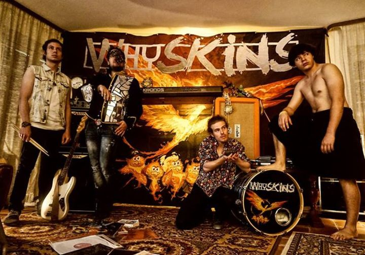 Whyskins Tour Dates