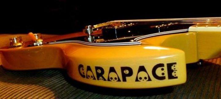 Carapace Tour Dates