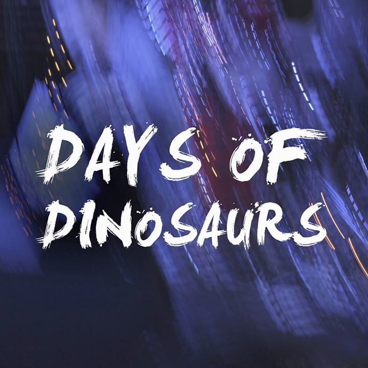 Days Of Dinosaurs Tour Dates