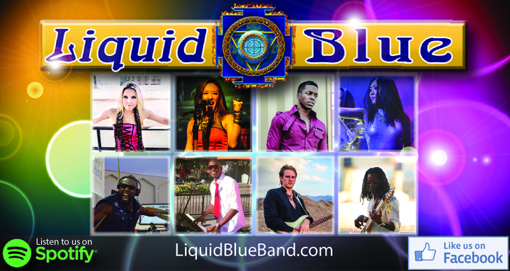 Liquid Blue @ House Of Blues - Las Vegas, NV
