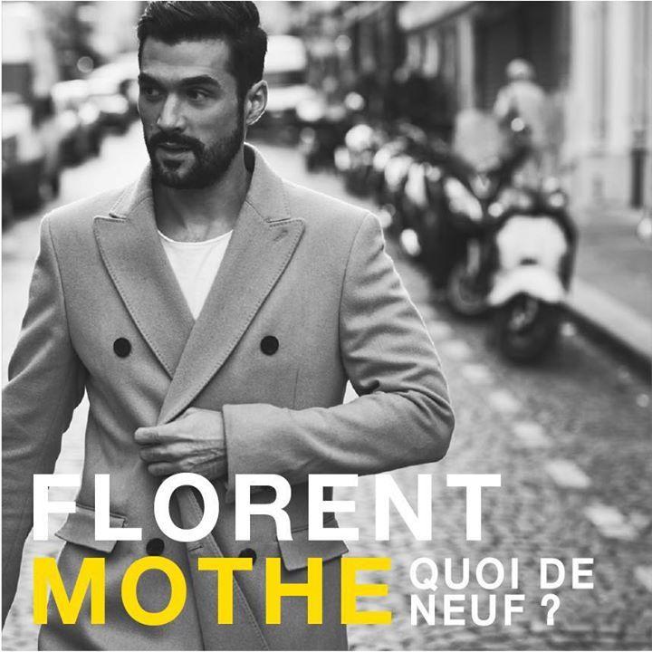 Florent Mothe Tour Dates