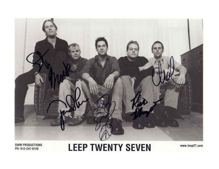 Leep 27 Tour Dates