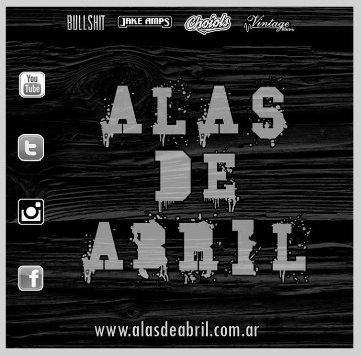 Alas de Abril Tour Dates