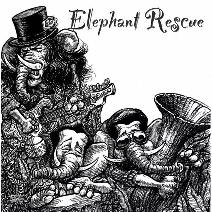 Elephant Rescue Tour Dates