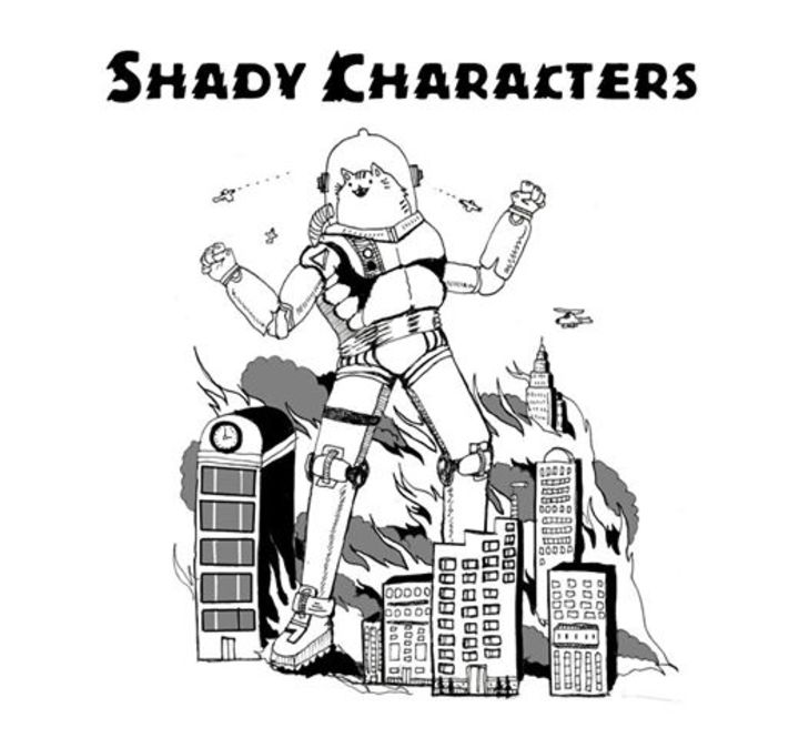 Shady Characters Tour Dates