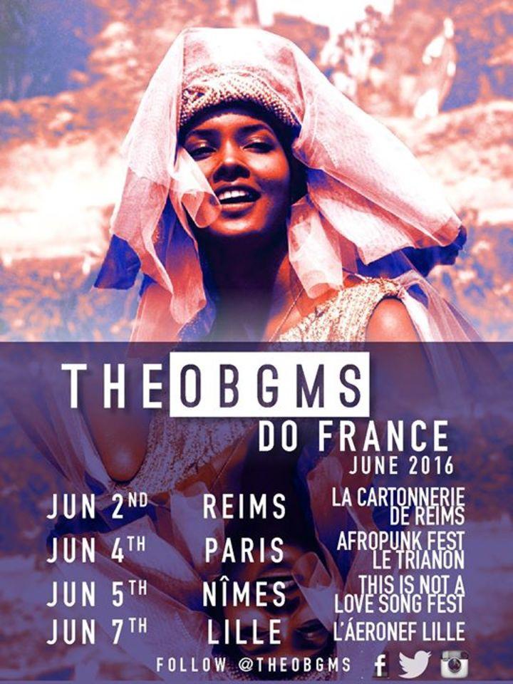 The OBGMs Tour Dates