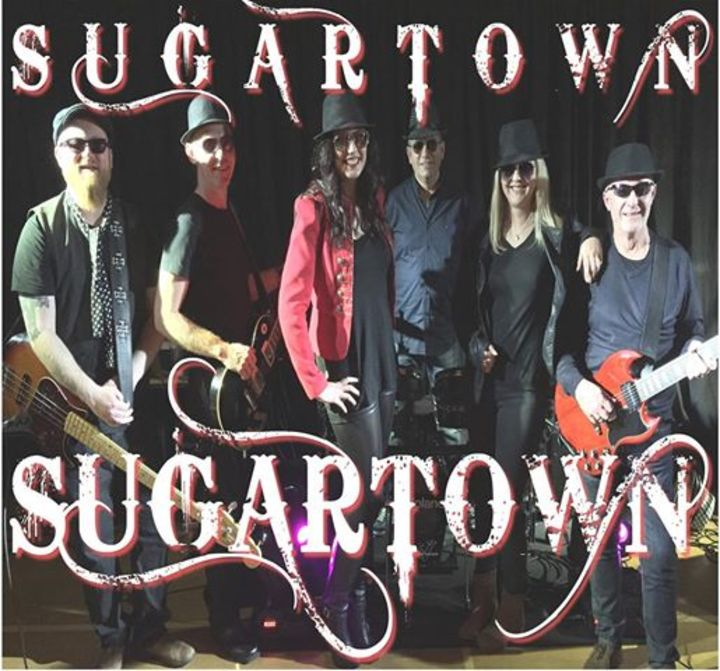 Sugartown - Band Tour Dates
