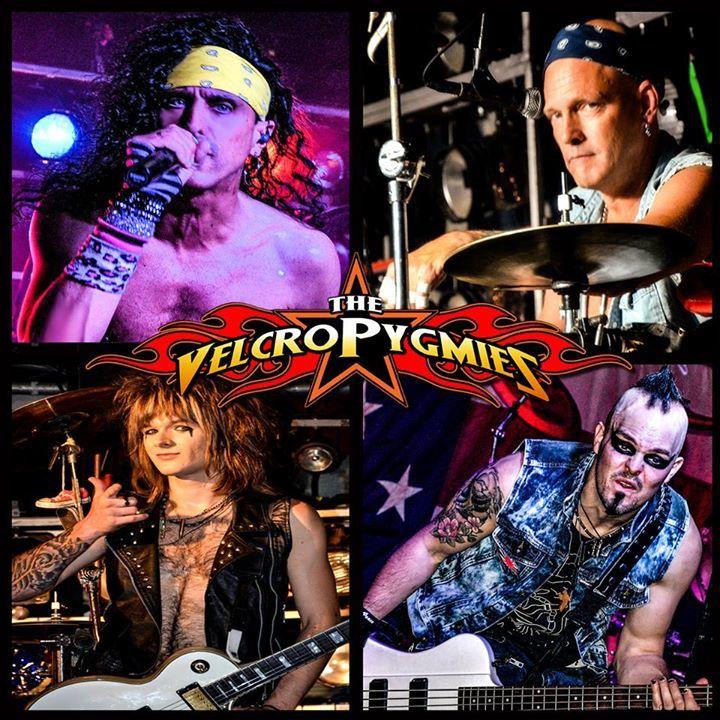 Velcro Pygmies Tour Dates