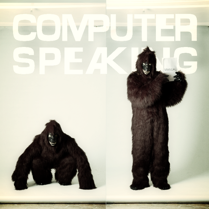 Computer Speaking Tour Dates