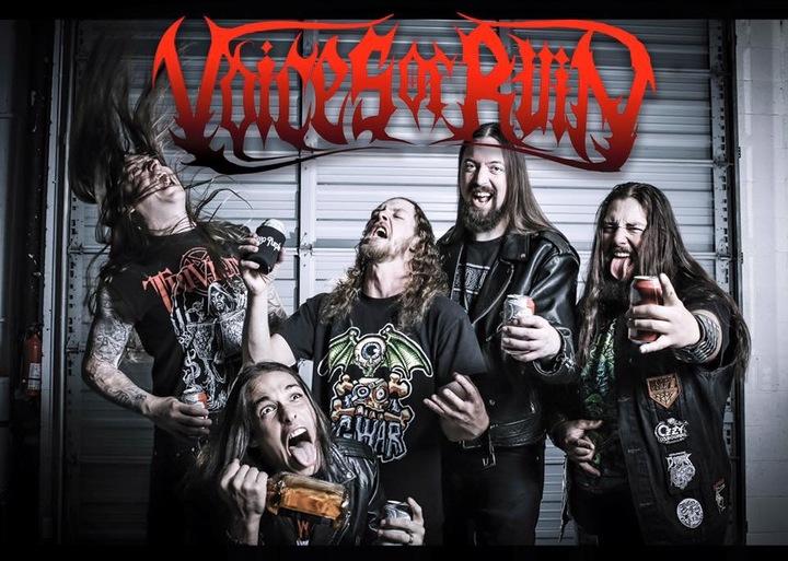 Voices Of Ruin Tour Dates
