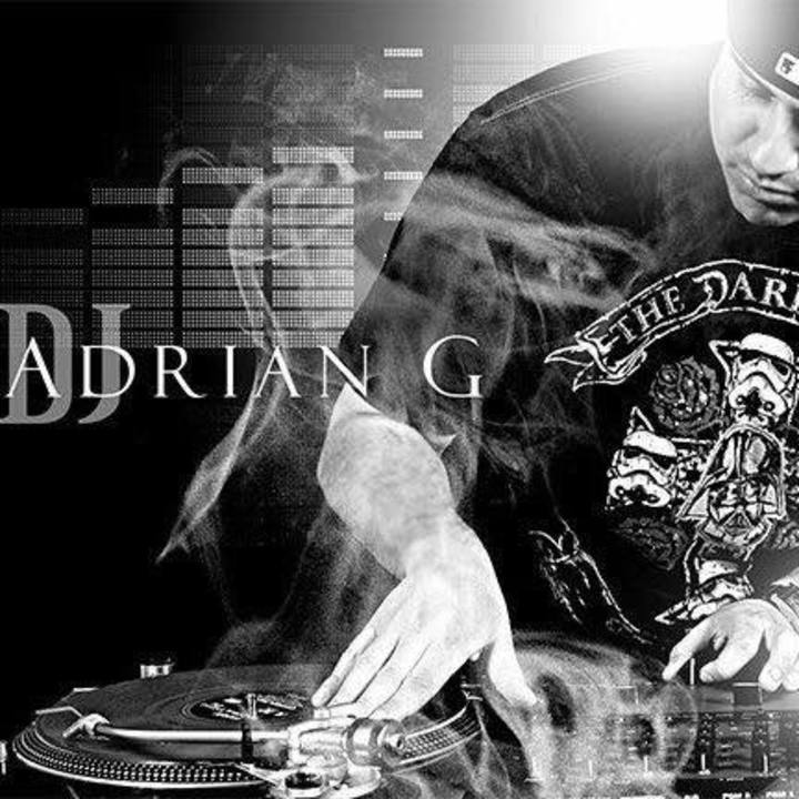 DJ Adrian G Tour Dates
