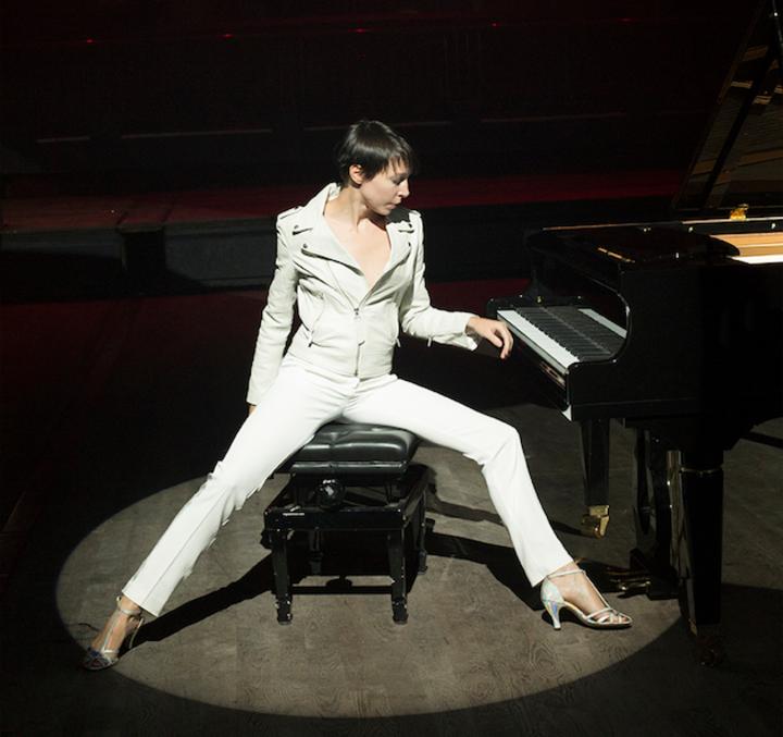 Jeanne Cherhal @ Théâtre des Pénitents - Montbrison, France