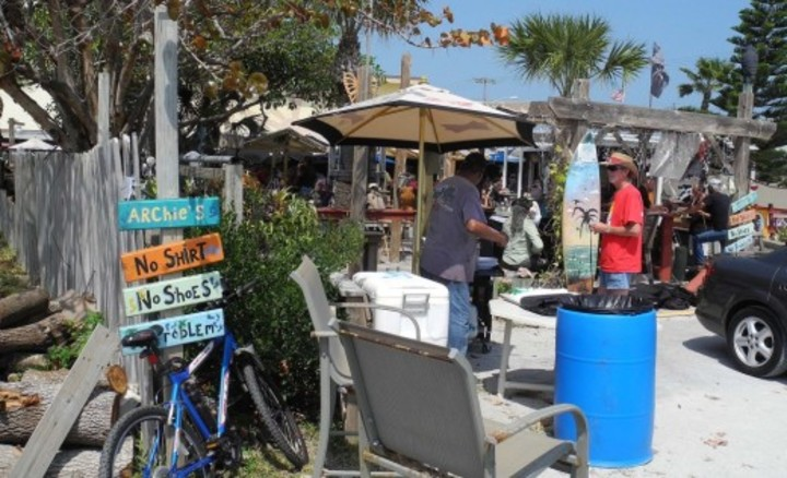 The Humdingers @ Archie's Seabreeze - Fort Pierce, FL