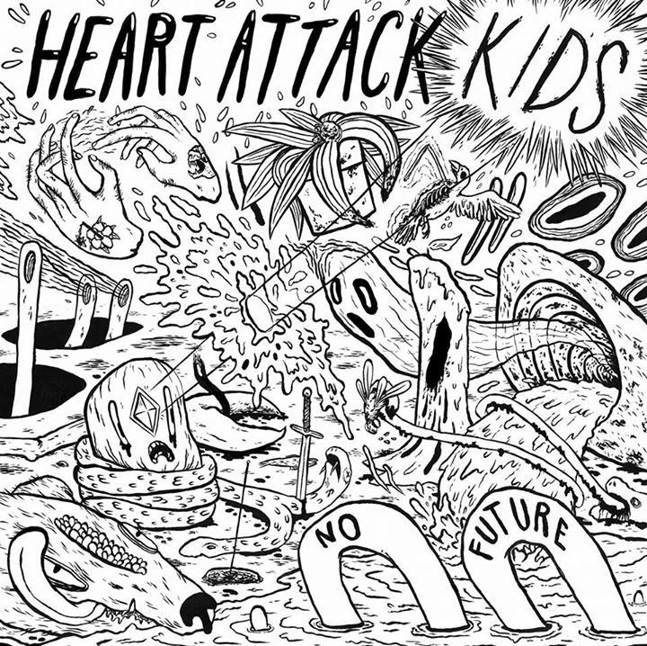 Heart Attack Kids Tour Dates