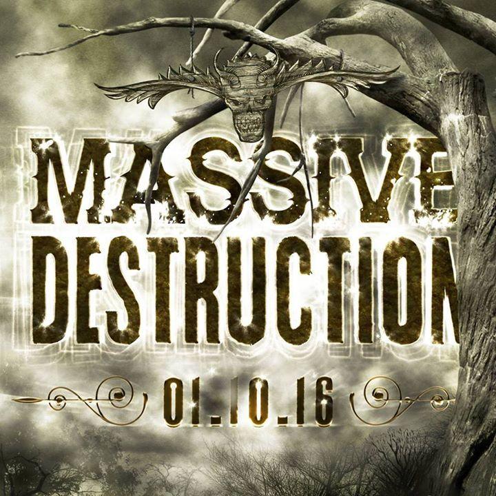 MUSIC OF MASS DESTRUCTION Tour Dates