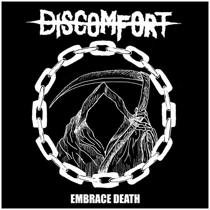 Discomfort Tour Dates