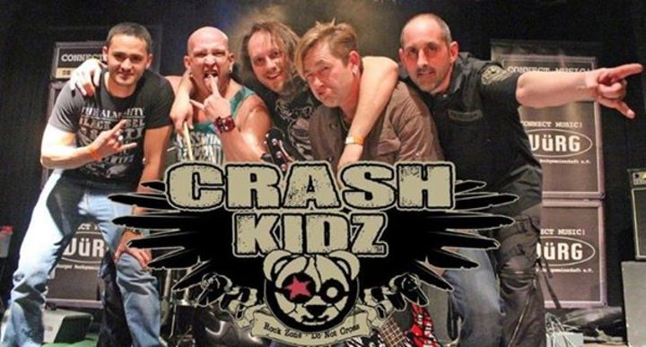 Crash Kidz Tour Dates