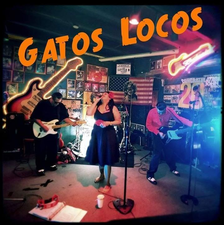 Gatos Locos Rgv @ American Legion Post 37 - Mcallen, TX