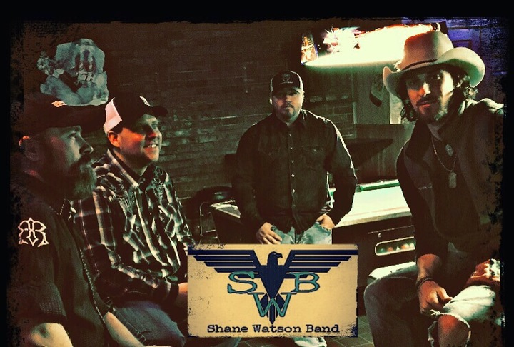 Shane Watson Band @ Railhead Smokehouse - Full Band - Willow Park, TX