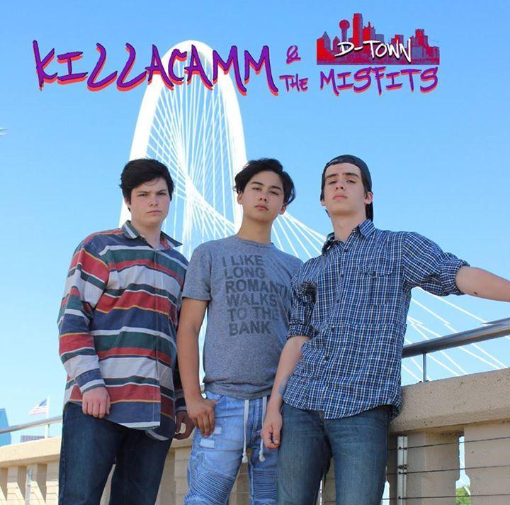 Killacamm & The D-Town Misfits Tour Dates