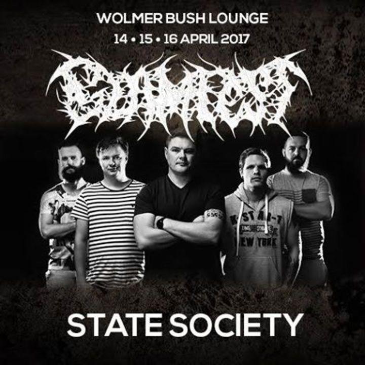 State Society @ Wolmer Bush Lounge  - Akasia, South Africa