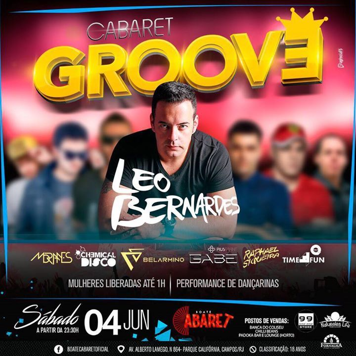 DJ Leo Bernardes Tour Dates