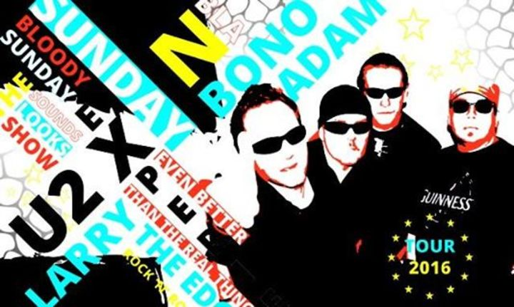U2 Experience - The U2 Ultimate Tribute Show from Germany Tour Dates