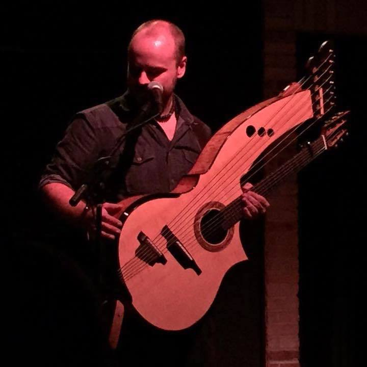 Andy McKee @ South Broadway Cultural Center - Albuquerque, NM