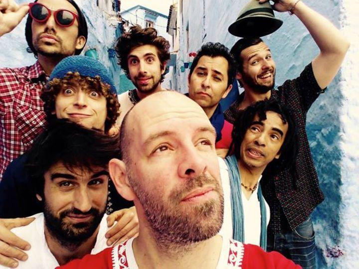 Gabacho Maroc Tour Dates