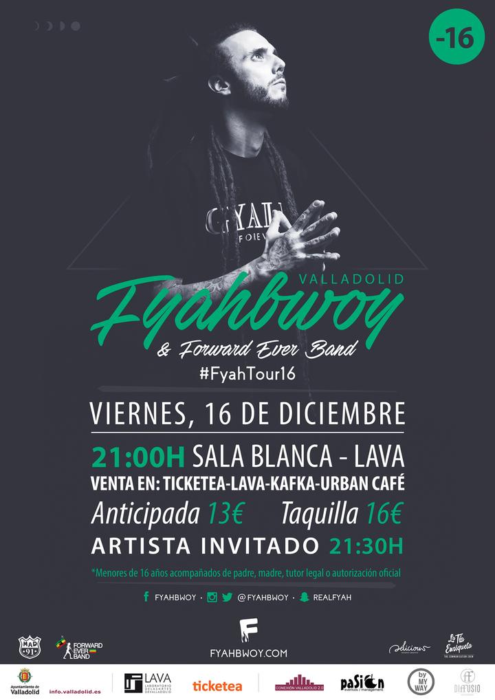 Conexión Valladolid @ SALA BLANCA - LAVA - Valladolid, Spain