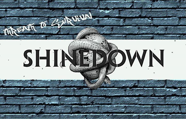 Shinedown Argentina Tour Dates