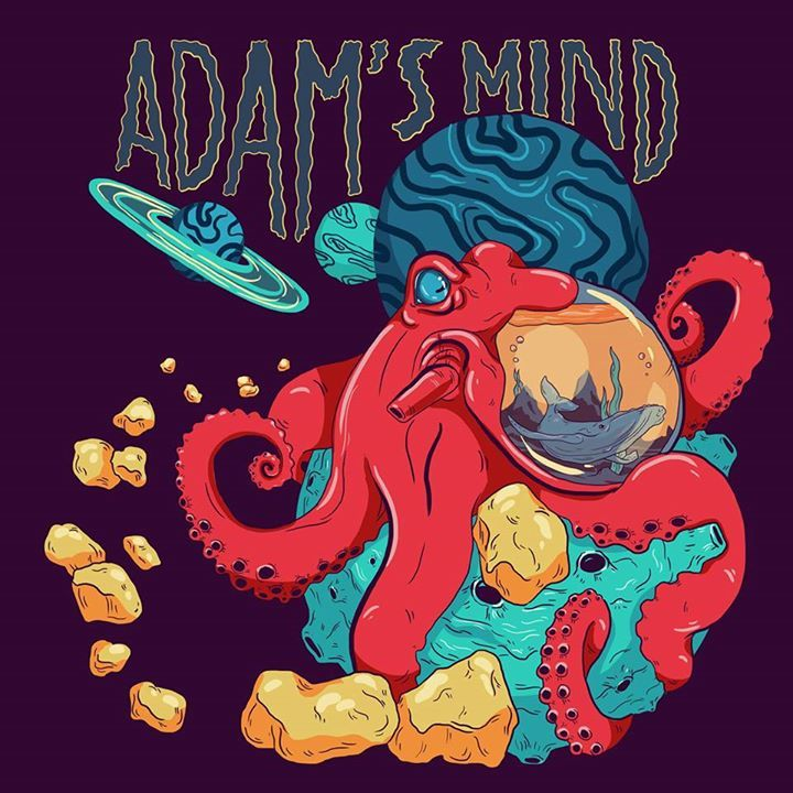 Adam's Mind Tour Dates