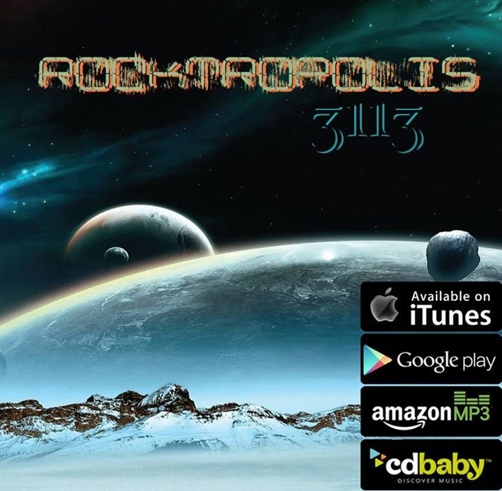 Rocktropolis (R) Tour Dates