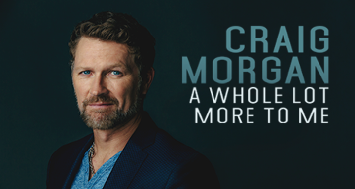 Craig Morgan @ Rock Crusher Canyon Pavilion  - Crystal River, FL