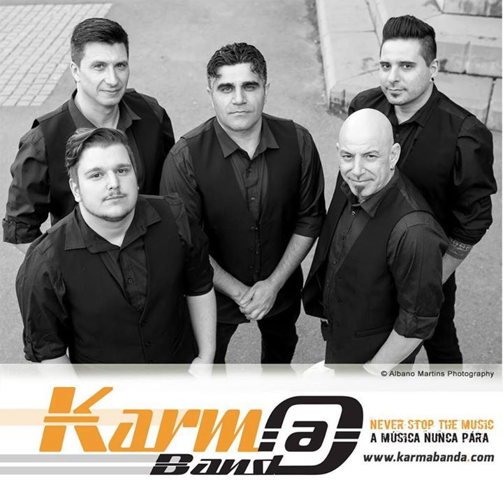 Karma Band Page Tour Dates