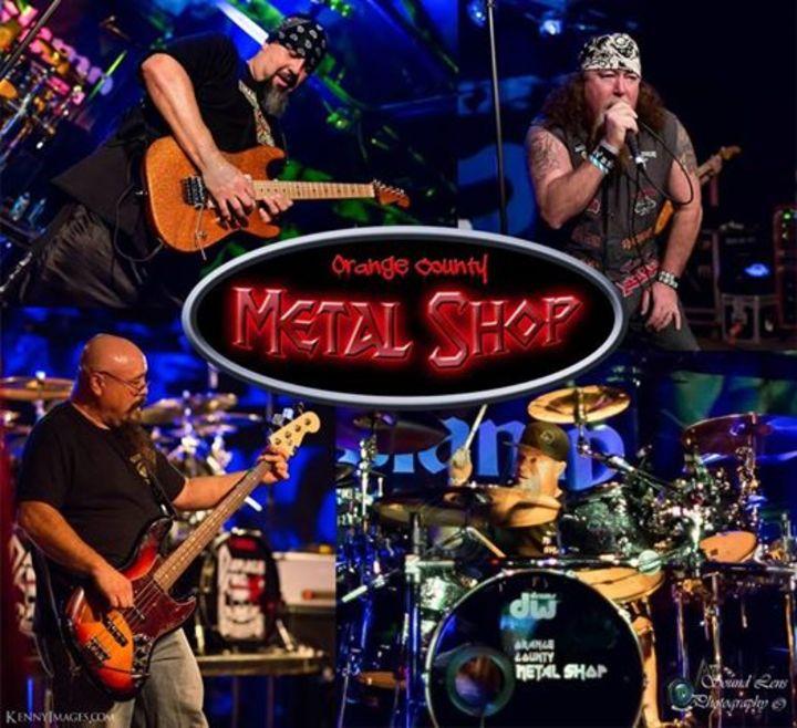 O.C. METAL SHOP Tour Dates