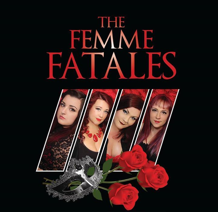 The Femme Fatales Tour Dates