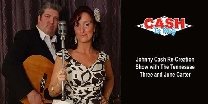 CASH is KING : Johnny Cash Tribute Show @ Newport Grand Casino - Newport, RI