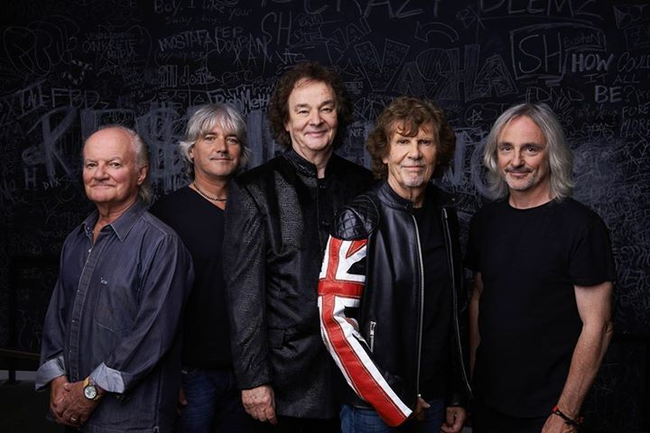 The Zombies Tour Dates