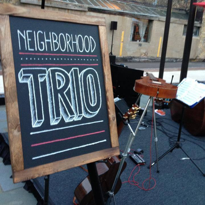 the Neighborhood Trio Tour Dates
