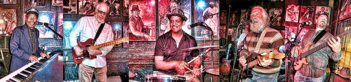 Larry Griffith Band @ Northside Tavern - Atlanta, GA