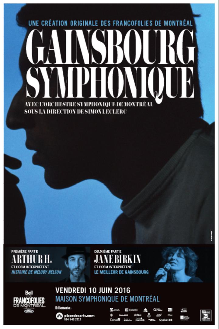 Arthur H @ Maison symphonique de Montréal - Montreal, Canada