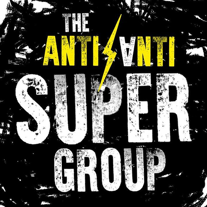 The Anti Anti Supergroup @ JUZ Försterstraße - Saarbrücken, Germany