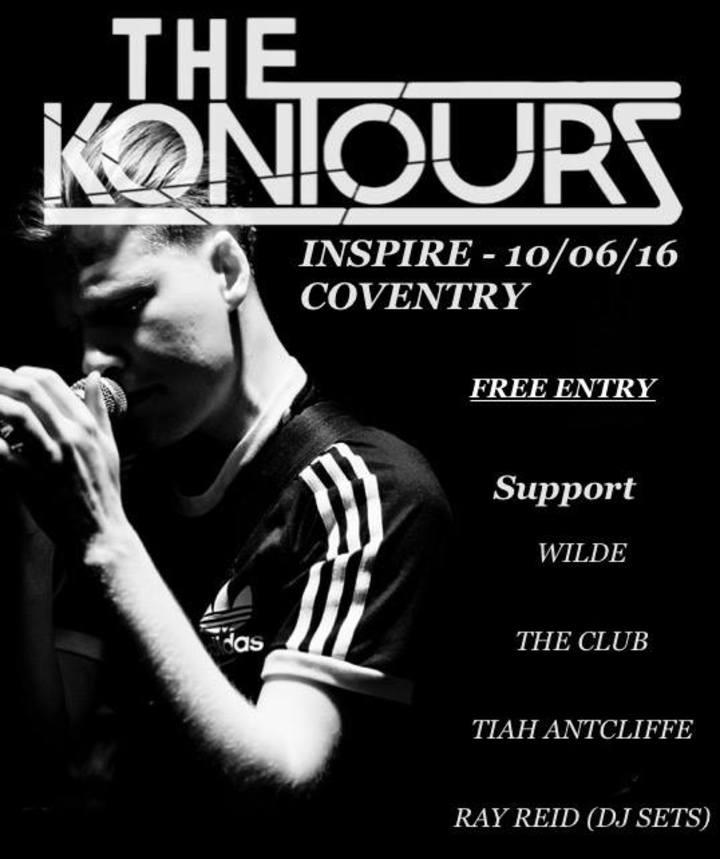 The Kontours Tour Dates