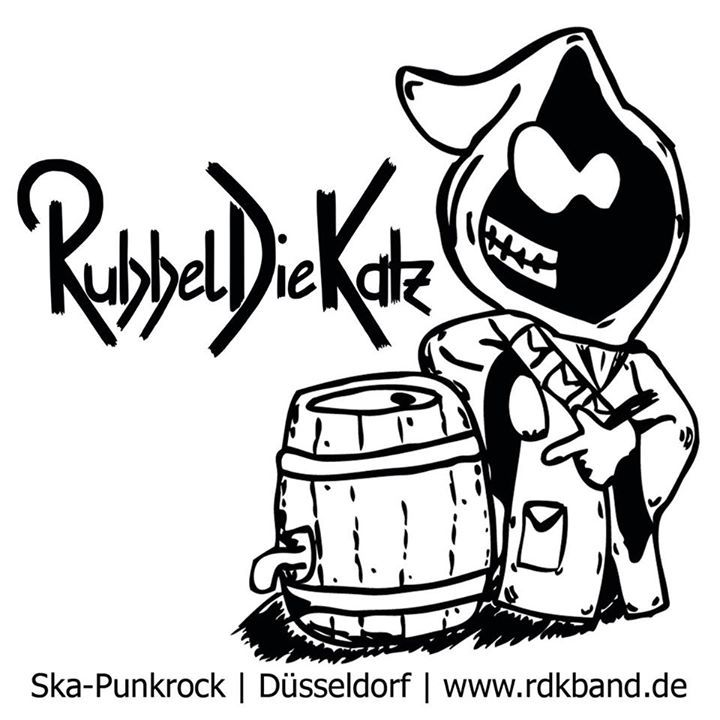RubbelDieKatz @ Brause - Düsseldorf, Germany