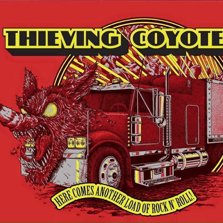 Thieving Coyote Tour Dates
