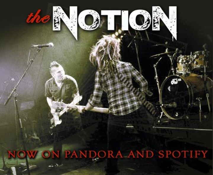 The Notion Tour Dates