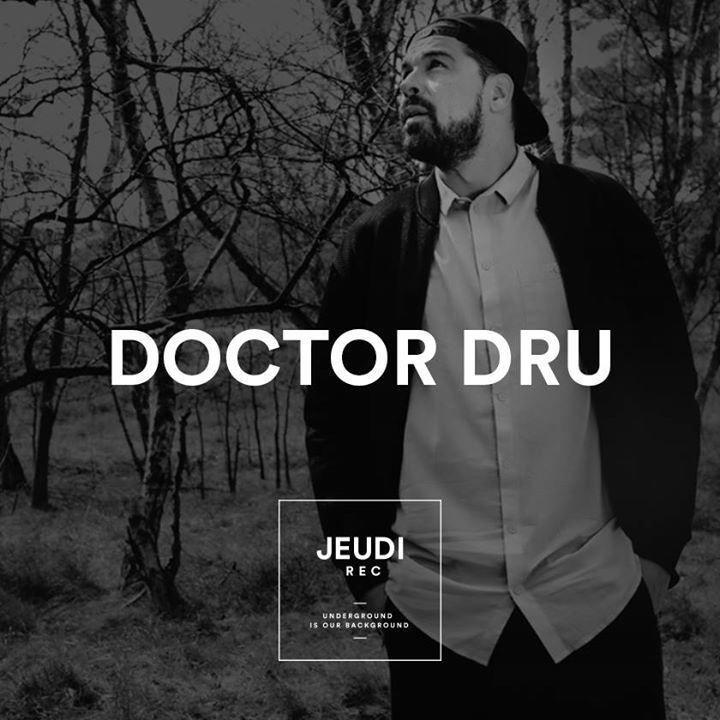Doctor Dru Tour Dates