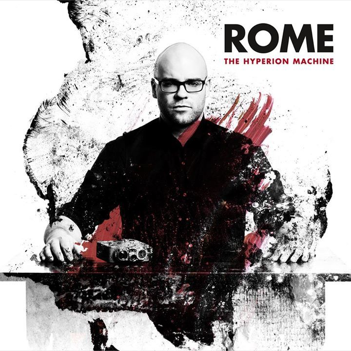 ROME (Jerome Reuter) Tour Dates