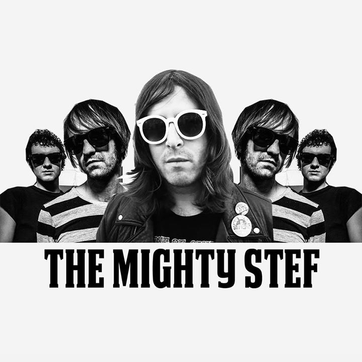 The Mighty Stef Tour Dates